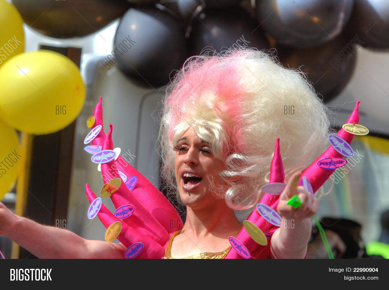 Man diva costume image photo bigstock - Diva big man ...