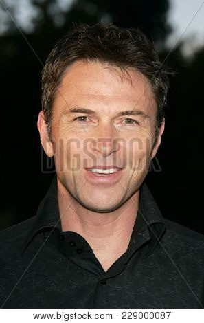 LOS ANGELES - JUL 13:  Tim Daly at the ABC Summer Press Tour Party 2004  on July 13, 2004 in Century City, CA.