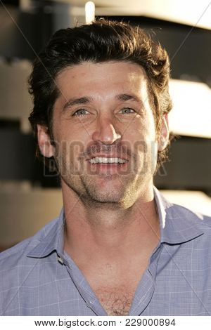 LOS ANGELES - JUL 13:  Patrick Dempsey at the ABC Summer Press Tour Party 2004  on July 13, 2004 in Century City, CA.