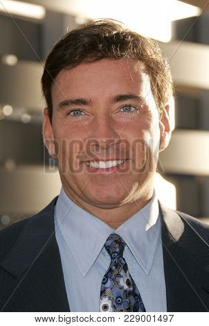 LOS ANGELES - JUL 13:  Dr. Garth Fisher at the ABC Summer Press Tour Party 2004  on July 13, 2004 in Century City, CA.