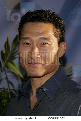LOS ANGELES - JUL 13:  Daniel Dae Kim at the ABC Summer Press Tour Party 2004  on July 13, 2004 in Century City, CA.