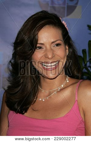 LOS ANGELES - JUL 13:  Constance Marie at the ABC Summer Press Tour Party 2004  on July 13, 2004 in Century City, CA.