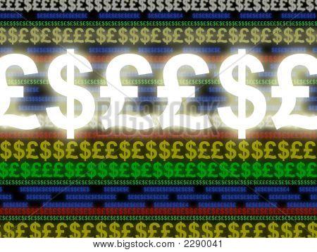 Electronic Currency Exchange
