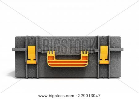 Tools Case 3d Render On White Background