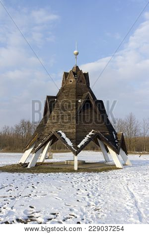 Geographical Centre Of Hungary