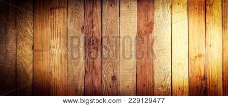 detail of ancient natural wood board background