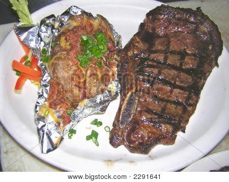 Mouth Watering Steak