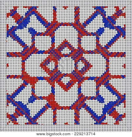 Cross Stitch- Abstract Embroidery Pattern