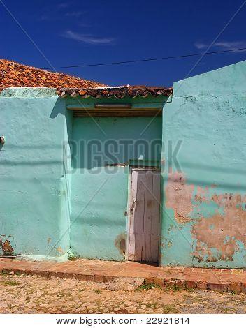 House In Trinidad, Cuba