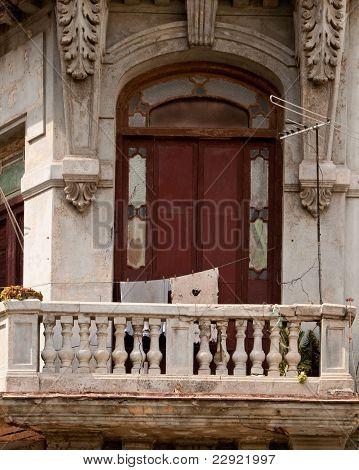 Balcony at Havana