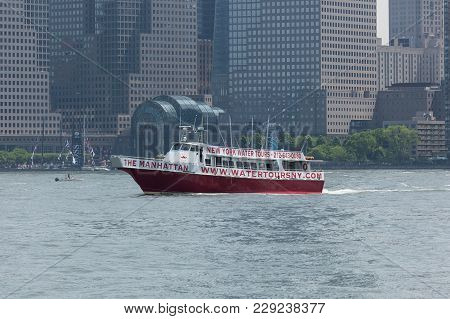 New York Water Tours Boat