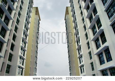 A Residential Apartment Block
