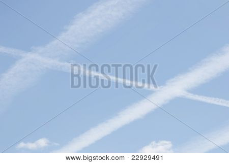 Vapor Trails