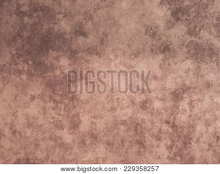 Grungy Painted Wall Texture As Background. Cracked Concrete Vintage Wall Background, Old White Paint