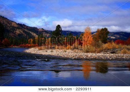 Alder Creek Autumn View 2