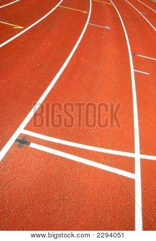 Racetrack For Runners