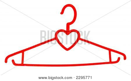 Hanger For Clothes Favourite.