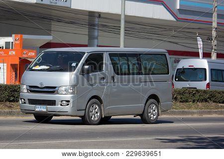 Private Toyota Hiace Van