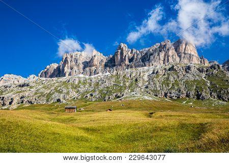 Via Cesare Piazzeta - Dolomites, Italy, Europe