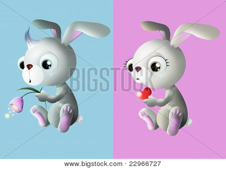 lonely bunnys