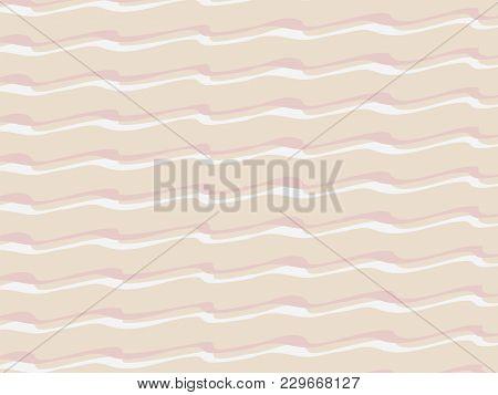 White Coffee Pink Light Wavy Calm Sandy Striped Serene Cute Background
