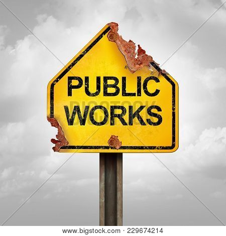 Public Works Problem And Infrastructure Issue As City Maintenance Management Failure Due To Negligen