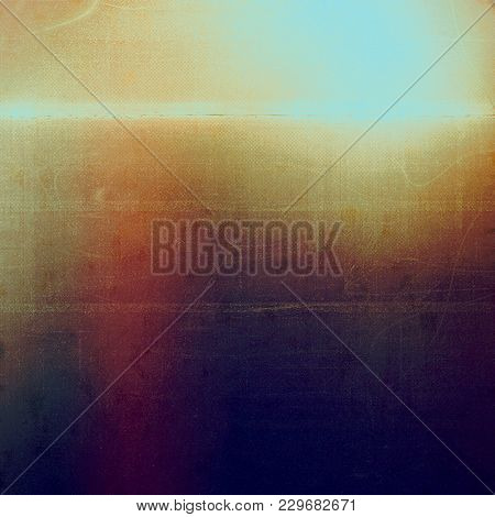 Abstract grunge background or aged texture. Old school backdrop with vintage feeling and different color patterns