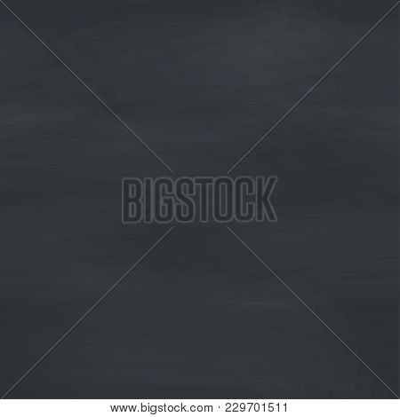 Seamless Texture Of A Gray Slate With Traces Of Wiping With A Rag