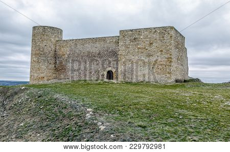 Castle Medinaceli Is A Spanish Town In The Province Of Soria, In Castile And Leon, Touristic Destina