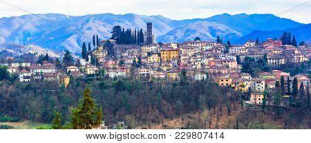 Castiglione di Garfagnana, Lucca, Tuscany, Italy, Europe