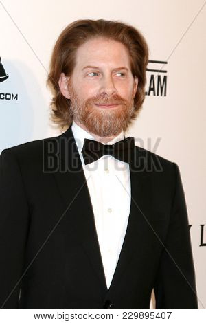 LOS ANGELES - MAR 4:  Seth Green at the 2018 Elton John AIDS Foundation Oscar Viewing Party at the West Hollywood Park on March 4, 2018 in West Hollywood, CA