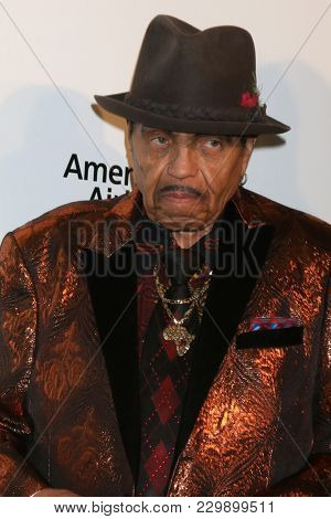 LOS ANGELES - MAR 4:  Joe Jackson at the 2018 Elton John AIDS Foundation Oscar Viewing Party at the West Hollywood Park on March 4, 2018 in West Hollywood, CA