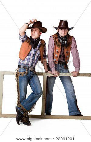 Dois Cowboys