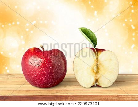 Healthy Lifestyle Healthy Food Natural Food Low Fat Organic Food Color Red