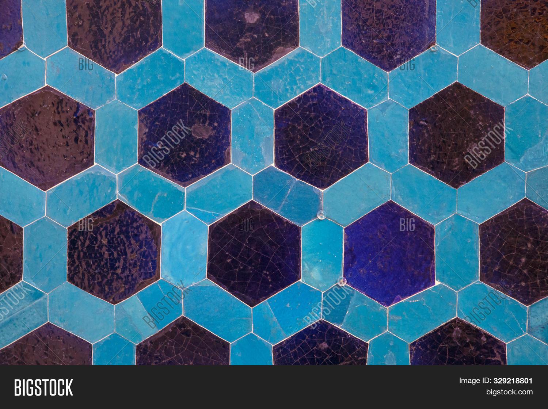Hexagonal Colorful Image Photo Free Trial Bigstock