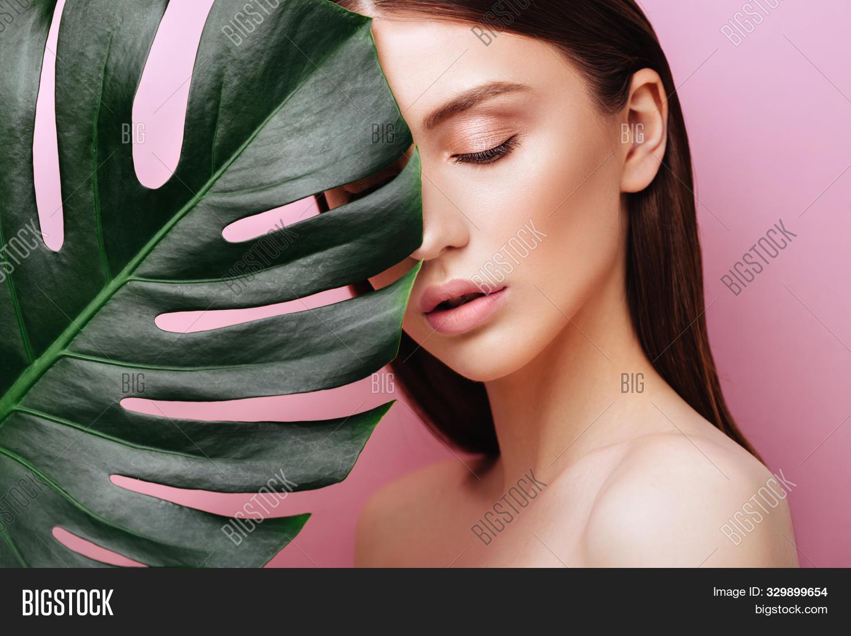Beauty Woman Natural Image Photo Free Trial Bigstock