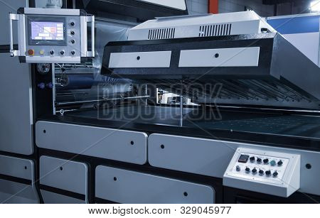 Industrial Blown Film Plastic And Extrusion Machine
