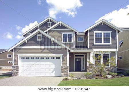 Medium Priced Home