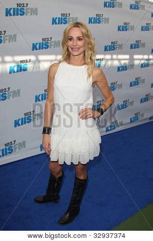 LOS ANGELES - MAY 12:  Taylor Armstrong arrives at the