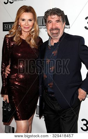 LOS ANGELES - OCT 19:  Michele Berk, Michael Berk at the Last Chance for Animals' 35th Anniversary Gala at the Beverly Hilton Hotel on October 19, 2019 in Beverly Hills, CA