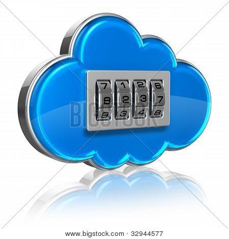 Conceito de segurança de computação em nuvem