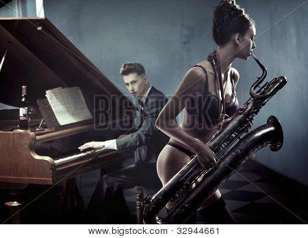 Sexy duet
