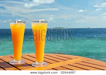 Refreshing Cocktails