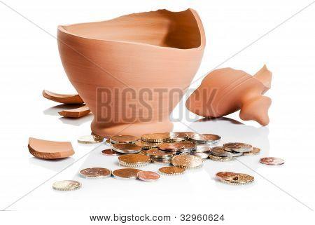 Moneybox Crash