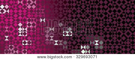 Fantastic Abstract Powerful Panorama Background Design Illustration