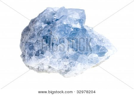 Mineral Celestite