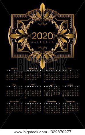Calender 2020