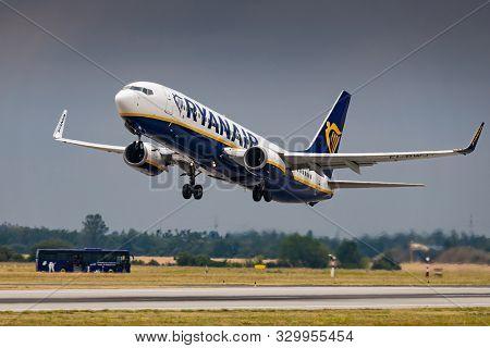 B737-800 Ryanair