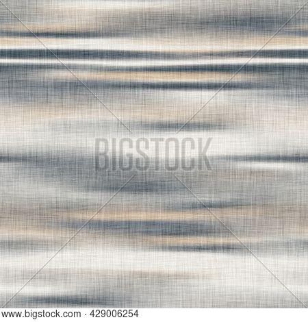 Seamless Deep Dye Batik Tribal Stripes Pattern For Interior Design, Furniture, Upholstery, Or Other