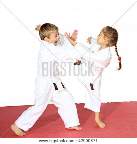 Good children's karate